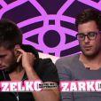 Les jumeaux Zelko et Zarko au confessionnal (quotidienne du lundi 11 juillet 2011).