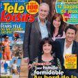 La couverture de Télé-Loisirs du 16 juillet 2011