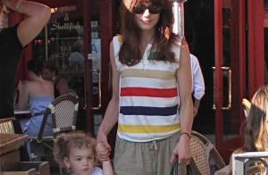 Michelle Monoghan présente enfin sa craquante petite Willow