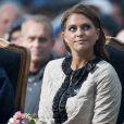 La princesse Madeleine et le prince Carl Philip, après le mariage monégasque, sont réapparus en public pour l'anniversaire de leur soeur.   La princesse Victoria de Suède fêtait le 14 juillet 2011 osn 34e anniversaire, sous la pluie mais dans la bonne humeur, entourée de son époux le prince Daniel, de ses parents le roi Carl GXVI Gustaf et la reine Silvia, de son frère le prince Carl Philip et de sa soeur la princesse Madeleine.