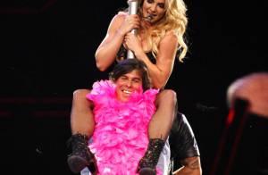 Britney Spears : Torride sur scène avec l'un de ses fans !