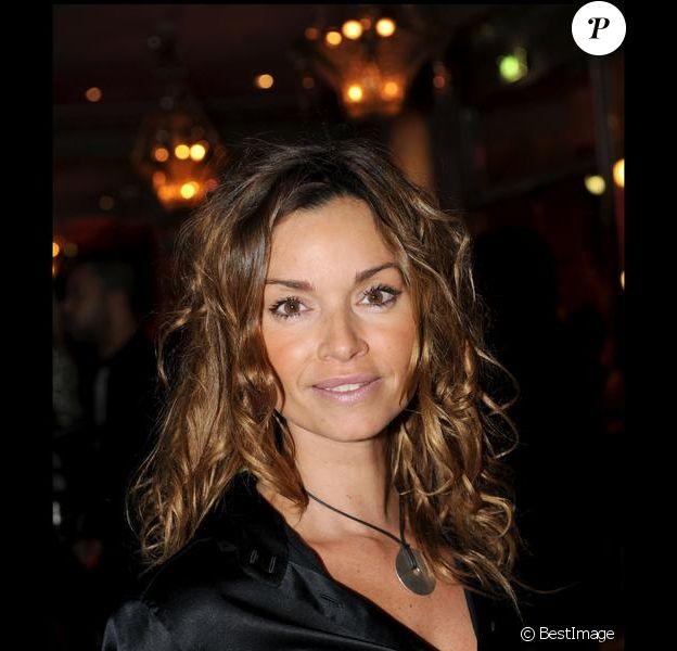 Ingrid Chauvin à Paris, en janvier 2010.