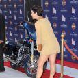 Vanessa Hudgens arbore sa nouvelle coupe courte lors de l'avant-première de Captain America : First Avenger le 19 juillet 2011 à Los Angeles.