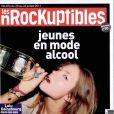 Les Inrockuptibles , en kiosques le 20 juillet 2011.