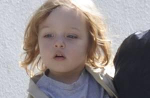 Angelina Jolie : Son fils Knox joue les stars cool, et c'est craquant !