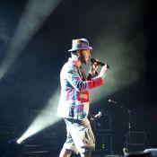 Christophe Maé : Un ''Enfoiré'' qui déclare son amour à ses fans