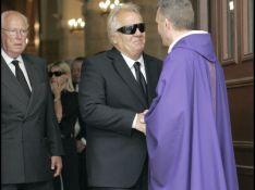 PHOTOS : L'adieu de Massimo Gargia à sa femme Francine