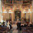 Obsèques de Francine Gargia