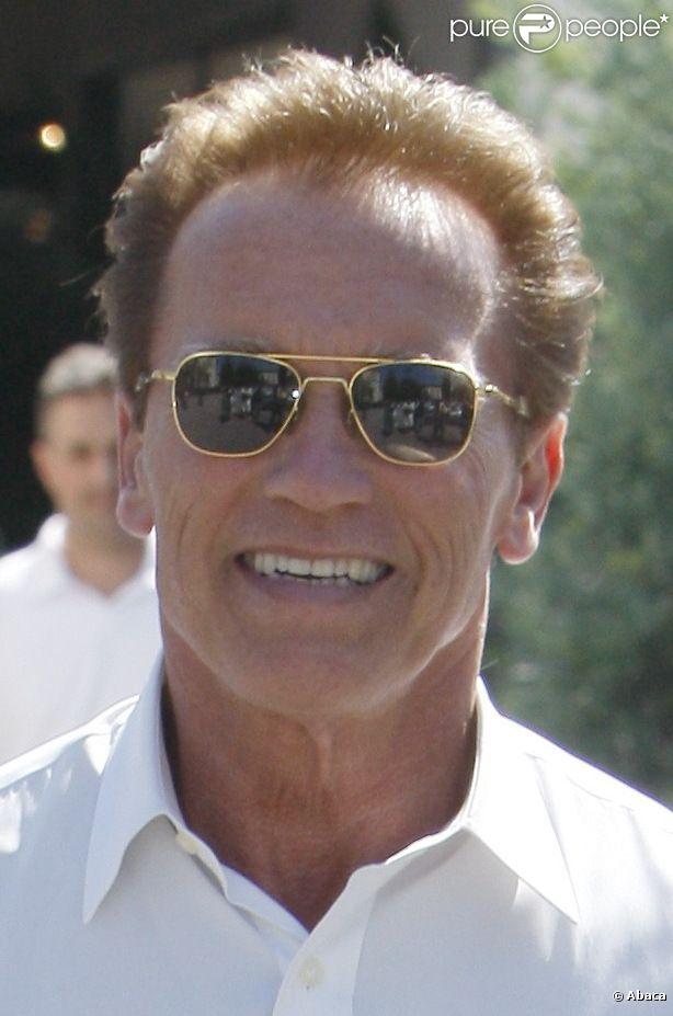 Arnold Schwarzenegger le 25 juin 2011 à Los Angeles