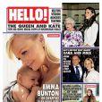 Sarah Ferguson en couverture de  Hello! , juillet 2011.