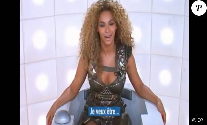 beyonc dans la bo te questions du grand journal le 1er juillet 2011. Black Bedroom Furniture Sets. Home Design Ideas