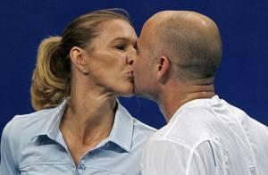Andre Agassi et Steffi pour la bonne cause