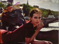 Vanessa Traina : la fille de Danielle Steel envoûte Paris...