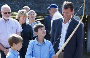 Le prince Joachim et les princes Nikolai et Felix font un bond de 2500 ans