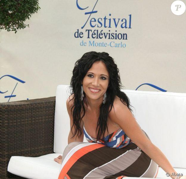 Fabienne Carat en 2009.
