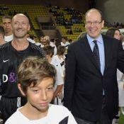M. Pokora et Barthez donnent tout avec le sourire, le prince Albert savoure