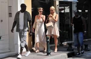 Paris et Nicky Hilton : Escapade entre célibataires à Saint-Tropez