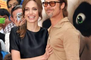 Angelina Jolie et Brad Pitt : Bouffée de sorcellerie avec leurs grands enfants