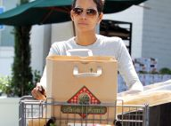 Halle Berry se mue en desperate housewife et Nahla chouchoute son papa