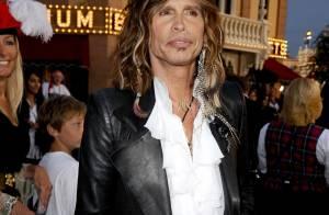 Steven Tyler : Le leader d'Aerosmith envahit la mode