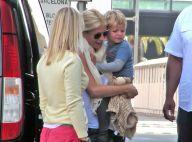 Gwyneth Paltrow, Chris Martin et leurs enfants vus ensemble... Incroyable !