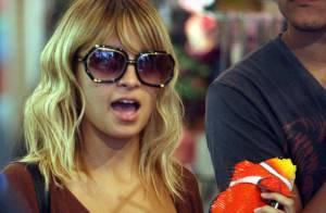 Nicole Richie aurait du mal à décrocher...