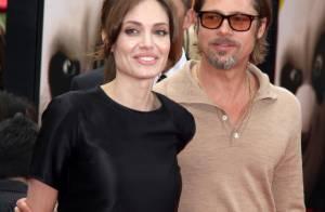 Brad Pitt, Angelina Jolie et leurs enfants plongés dans le luxe du XVIe siècle