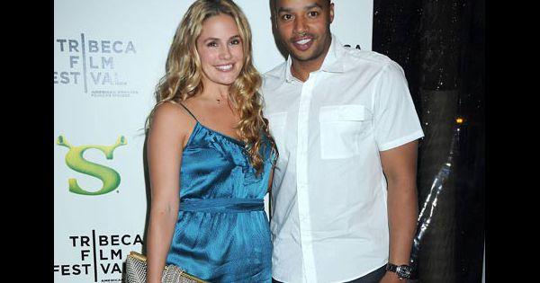 Donald Faison, alias Turk de Scrubs, s'est fiancé Dita Cobb