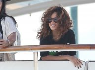 Rihanna : La chanteuse sexy a posé ses valises à Saint-Tropez