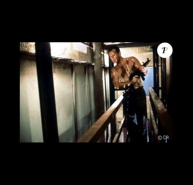 Bruce Willis dans Piège de Cristal