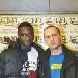 Omar Sy et Fred Testot en 2005