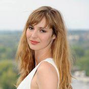 Louise Bourgoin, fraîche et intrépide, présente son Heureux événement