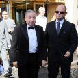 Jean Todt lors du mariage de Petra Ecclestone à Rome le 27 août 2011