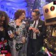 Le groupe LMFAO, sur le tapis rouge des MTV VMA's 2011, dimanche 28 août 2011.