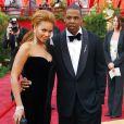 Beyoncé et Jay-Z s'aiment depuis 2002 et se sont dit oui le 4 avril 2008 à New York. Aujourd'hui, le couple star attend son premier enfant. (New York, 27 février 2005)