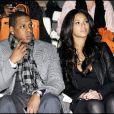 Beyoncé et Jay-Z s'aiment depuis 2002 et se sont dit oui le 4 avril 2008  à New York. Aujourd'hui, le couple star attend son premier enfant. (Milan, 18 janvier 2008)