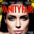 Angelina Jolie en couverture de Vanity Fair, édition du mois de septembre 2011