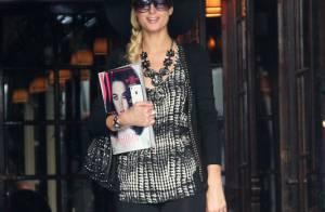 Paris Hilton : Shopping de luxe à Paris... A-t-elle revu son french lover ?