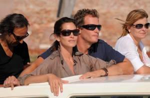 Venise 2011 : Cindy Crawford et son époux, les alliés glamour de George Clooney