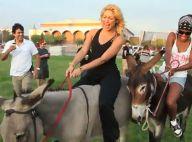Shakira : Quand elle monte un âne ça vaut le détour