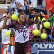 US Open 2011 : Jo-Wilfried Tsonga, seul rescapé de la débâcle française
