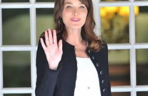 Carla Bruni-Sarkozy vous donne rendez-vous : elle se confie sur TF1