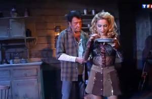 Johnny Hallyday au théâtre : ''Mais qu'est ce que je fous là, nom d'un chien ?''