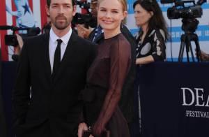 Deauville 2011 : Kate Bosworth superbe avec son nouveau fiancé Michael Polish