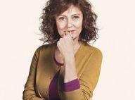 Susan Sarandon : Une égérie mode simple mais toujours aussi charmeuse
