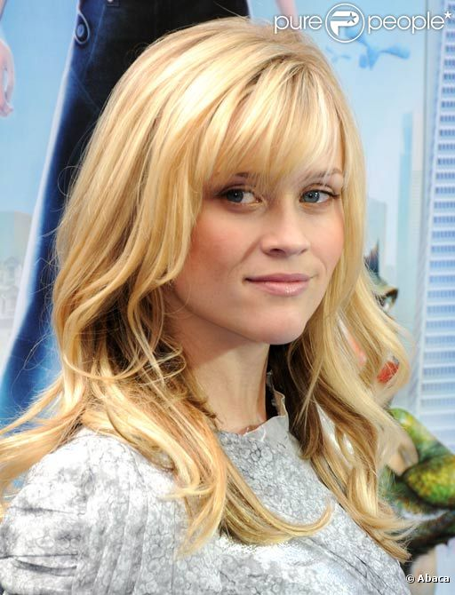 Reese Witherspoon pose lors d'une avant-première en mars 2009 à Los Angeles