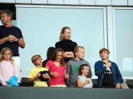 David Beckham : Ses fils recueillis en hommage aux victimes du 11 septembre