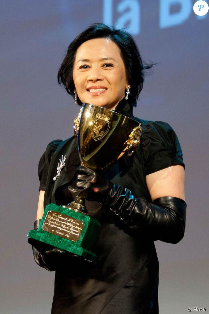 Citaten Annie Yip : Deannie yip coupe volpi de la meilleure actrice pour une