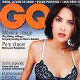 Juillet 1999 : Salma Hayek est en couverture de l'édition mexicaine du magazine masculin GQ.