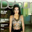 La sexy Salma Hayek, en couverture de Detour. Août 1998.